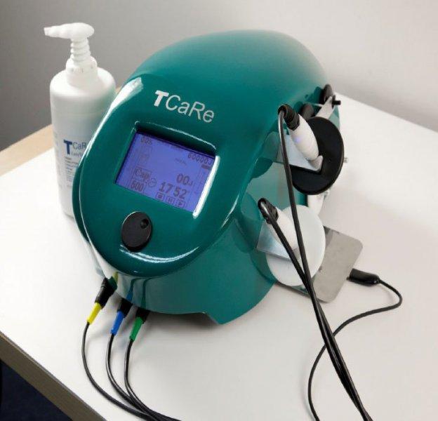 Tratamientos con DIATERMIA T-CARE. Para aumentar la regeneración natural y  tratamiento de los procesos antiinflamatorios del aparato locomotor.
