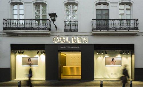 Fachada Clínica Golden